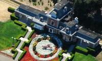 Neverland Michaela Jacksona na prodej